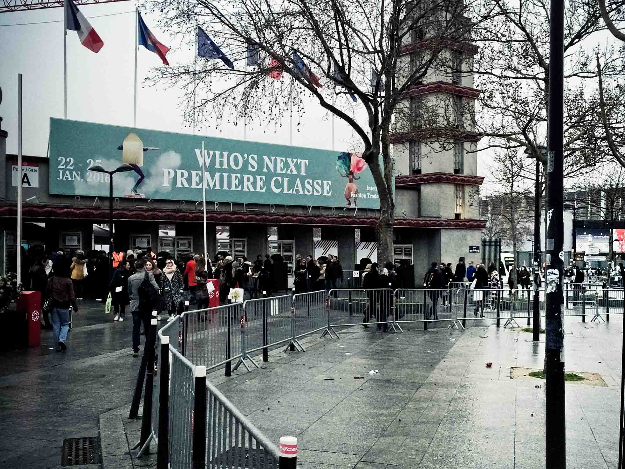 WHO'S NEXT PARIS - 22 – 25 JAN. 16