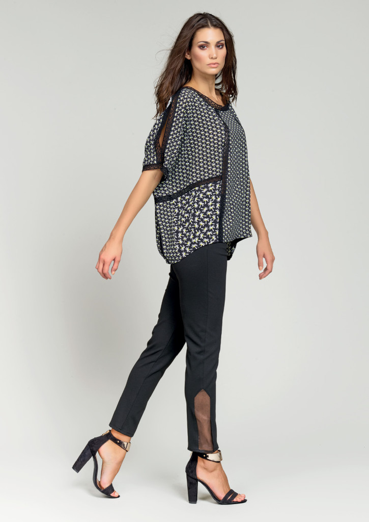 MAGLIA / BLOUSE <strong>D200</strong> <br> PANTALONE / PANTS <strong>D239</strong>