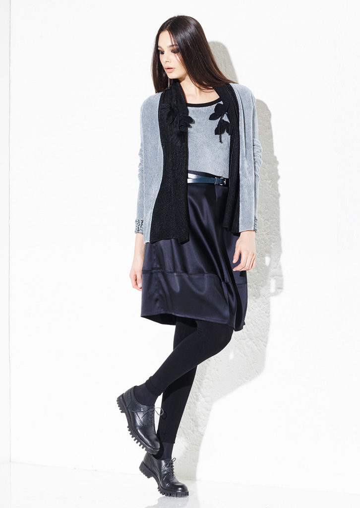 CARDIGAN/CARDIGAN <strong> G224</strong><br> MAGLIA/SWEATER <strong> G225</strong><br> GONNA/SKIRT <strong> G250</strong><br> LEGGINGS/LEGGINGS <strong> G339</strong>