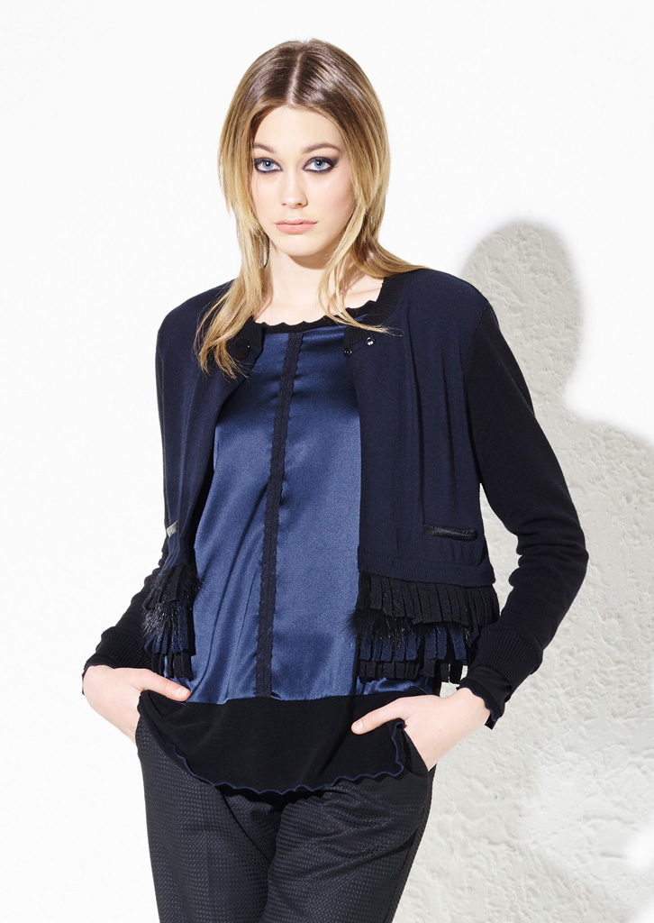 CARDIGAN/CARDIGAN <strong> G314</strong><br> CAMICETTA/BLOUSE <strong> G307</strong><br> PANTS/PANTS <strong> G234</strong>