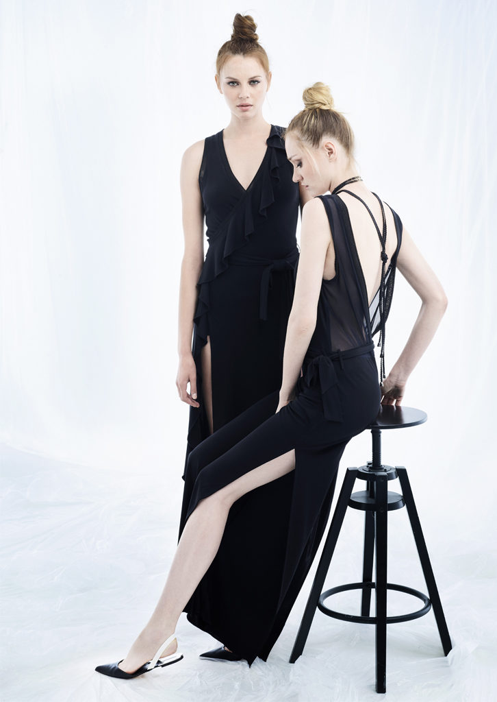 ABITO/DRESS <strong>M203</strong><br> TUTA/JUMPSUIT <strong>M201</strong>