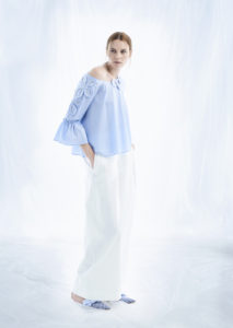 CAMICIA/BLOUSE <strong>M115</strong><br> PANTALONE/PANTS<strong>M128</strong>