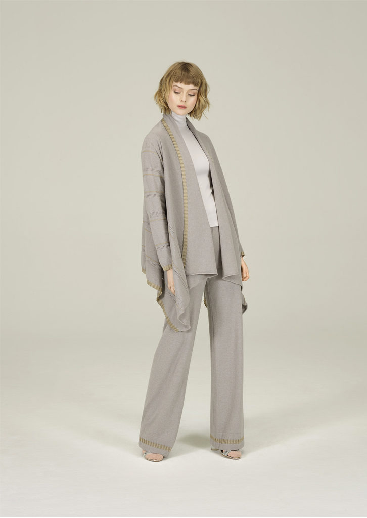 CARDIGAN/CARDIGAN <strong>N148</strong><br> CANOTTA/TOP <strong>N156</strong><br> PANTALONE/PANTS <strong>N146</strong>
