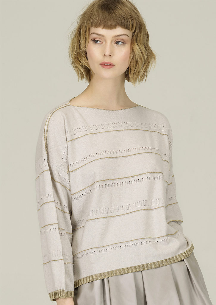 CAMICETTA/SWEATER <strong>N149</strong><br> GONNA/SKIRT <strong>N416</strong>