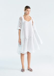 ABITO/DRESS <strong>P186</strong><br> CARDIGAN/CARDIGAN <strong>P106</strong>