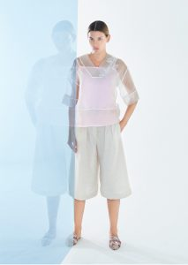 CAMICETTA/SWEATER <strong>P141</strong><br> PANTALONE/PANTS <strong>P405</strong>