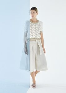 CAMICETTA/SWEATER <strong>P117</strong><br> PANTALONE/PANTS <strong>P405</strong>