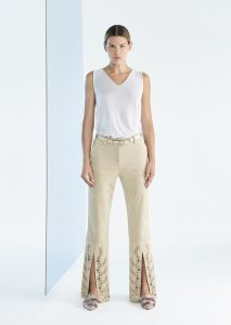 CANOTTA/TOP <strong>P177</strong><br> PANTALONE/PANTS <strong>P124</strong>