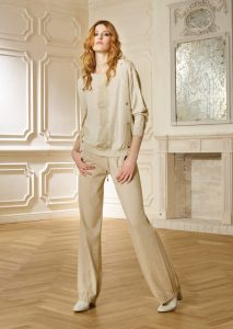 CAMICETTA/SWEATER <strong>R335</strong><br> PANTALONE/PANTS <strong>R324</strong>