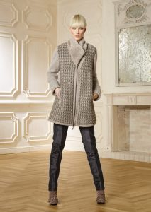 CAPPOTTO/COAT <strong>R253</strong><br> PANTALONE/PANTS <strong>R322</strong>