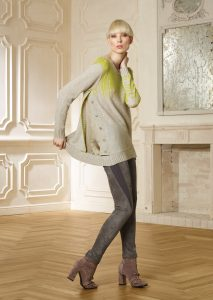 CAMICETTA/SWEATER <strong>R244</strong><br> PANTALONE/PANTS <strong>R215</strong>