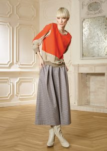 CAMICETTA/SWEATER <strong>R421</strong><br> PANTALONE/PANTS <strong>R510</strong>