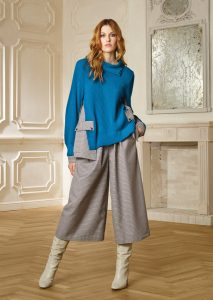 CAMICETTA/SWEATER <strong>R506</strong><br> PANTALONE/PANTS <strong>R510</strong>