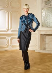CARDIGAN/CARDIGAN <strong>R509</strong><br> GONNA/SKIRT <strong>R631</strong>