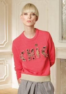 CAMICETTA/SWEATER <strong>R340</strong><br> PANTALONE/PANTS <strong>R510</strong>