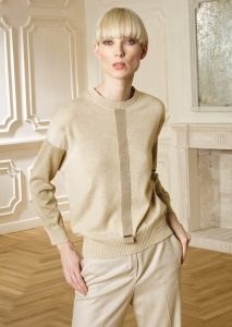 CAMICETTA/SWEATER <strong>R326</strong><br> PANTALONE/PANTS <strong>R305</strong>