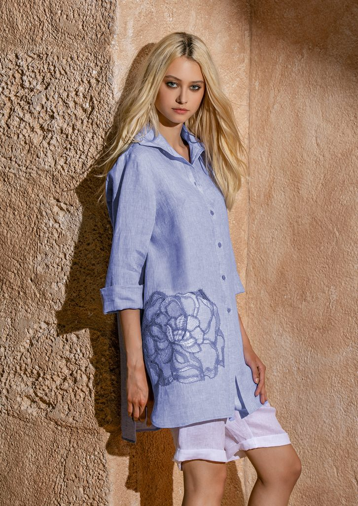 CAMICIA/BLOUSE <strong>S1029</strong><br> CANOTTA/TOP <strong>S1063</strong><br> S1031
