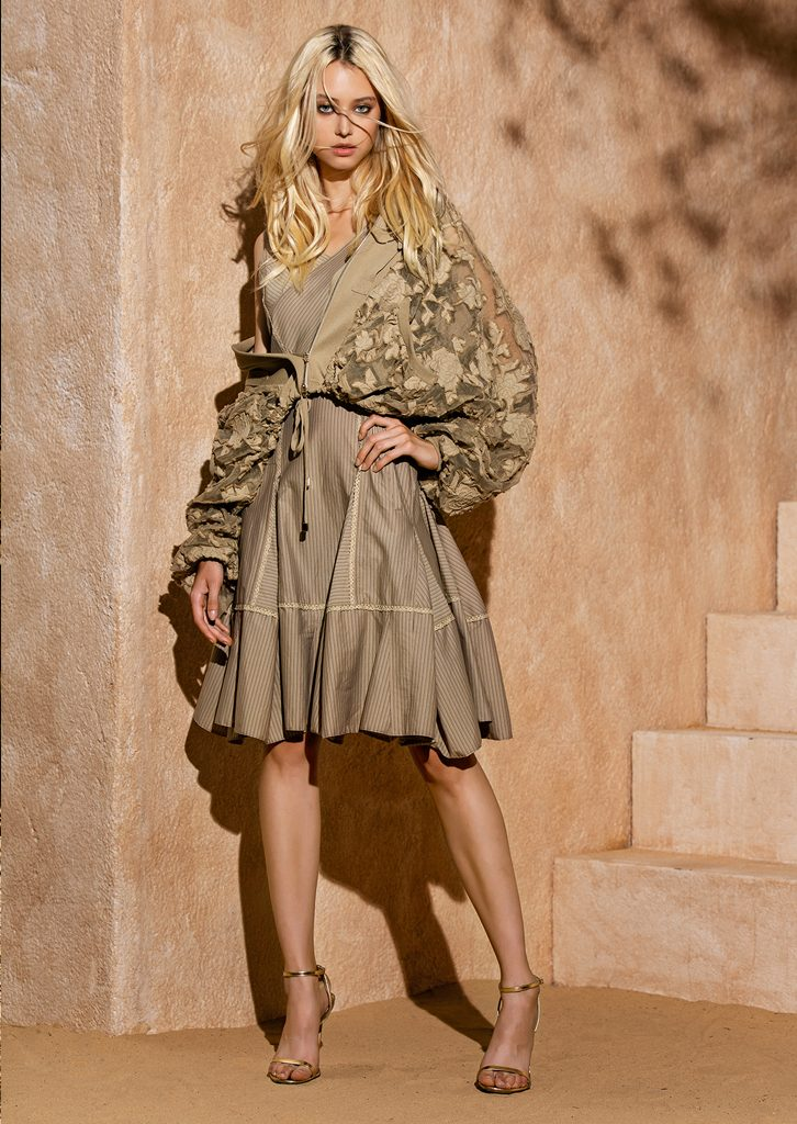 BOMBER/JACKET <strong>S1174</strong><br> ABITO/DRESS <strong>S1136</strong>