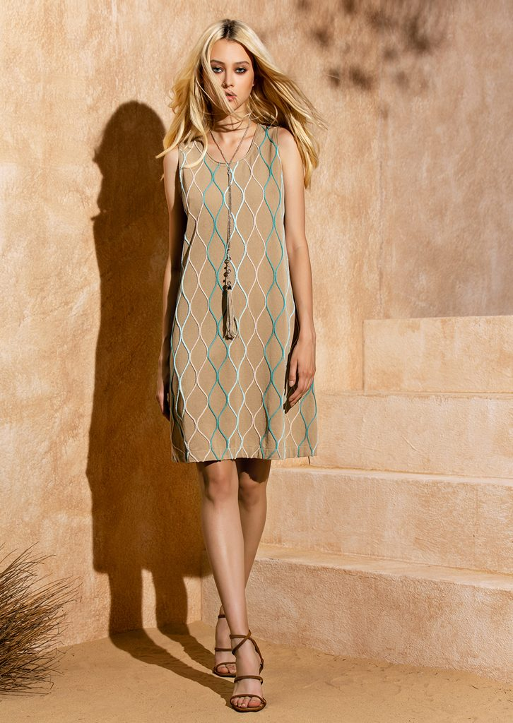 ABITO/DRESS <strong>S1181</strong><br> COLLANA/NECKLACE <strong>S1198</strong>