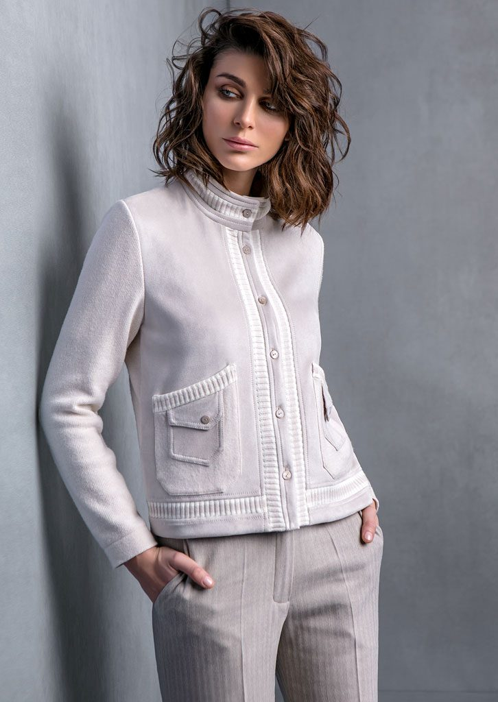GIACCA/JACKET <strong>T521</strong><br> PANTALONE/PANTS <strong>T542</strong>