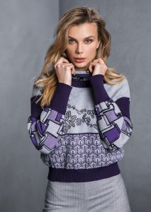 MAGLIA/SWEATER <strong>T720</strong><br> PANTALONE/PANTS <strong>T834</strong>