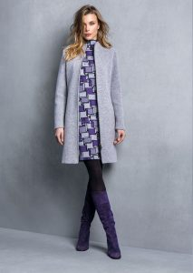 ABITO/DRESS <strong>T722</strong><br> CAPPOTTO/COAT <strong>T716</strong>