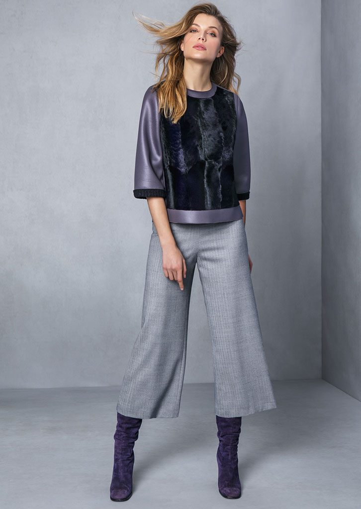 BLUSA/BLOUSE <strong>T729</strong><br> PANTALONE/PANTS <strong>T834</strong>