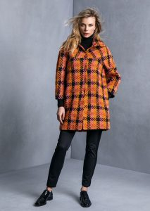 CAPPOTTO/COAT <strong>T647</strong><br> DOLCEVITA/TURTLE_NECK <strong>T610</strong><br> PANTALONE/PANTS <strong>T645</strong>