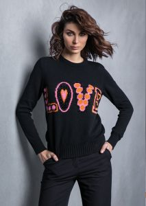 MAGLIA/SWEATER <strong>T626</strong><br> PANTALONE/PANTS <strong>T649</strong>