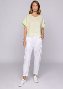 CAMICETTA/BLOUSE <strong>U505</strong><br> PANTALONE/PANTS <strong>U538</strong>