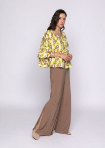CAMICETTA/BLOUSE <strong>U520</strong><br> PANTALONE/PANTS <strong>U541</strong>