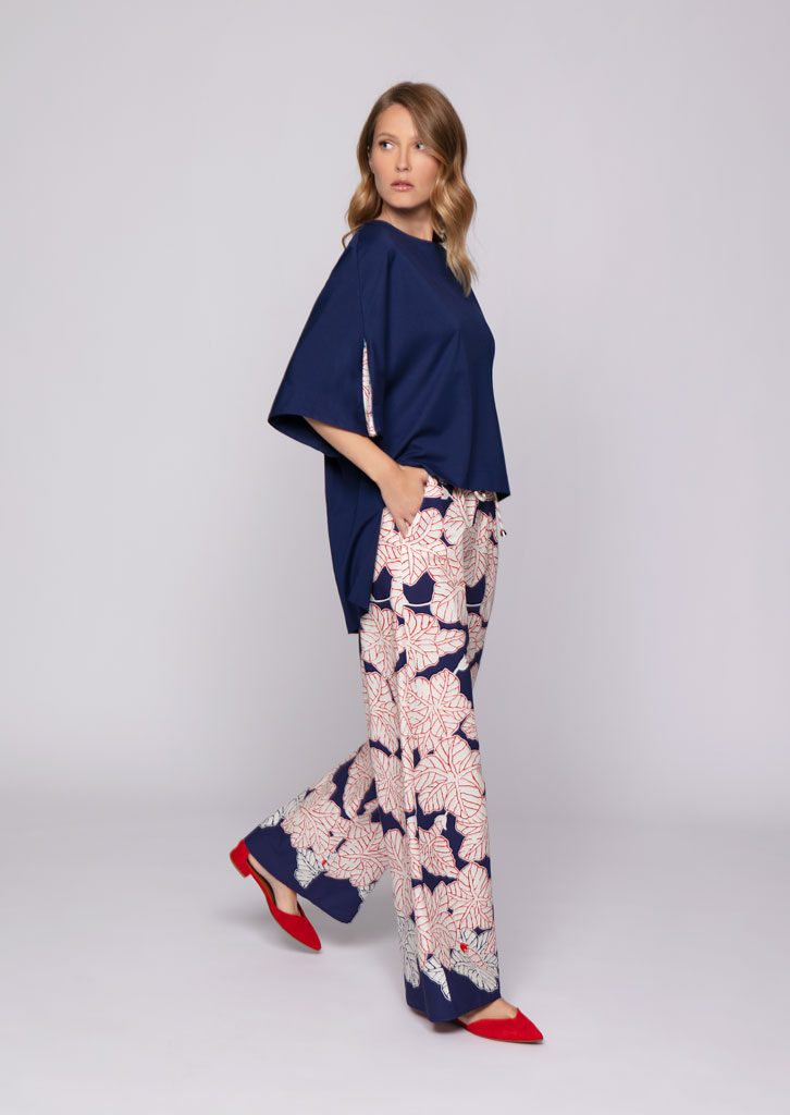 camicetta/blouse <strong>U811</strong><br> PANTALONE/PANTS <strong>U806</strong>