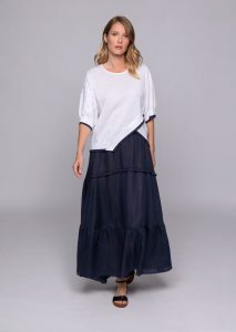 MAGLIA/SWEATER <strong>U631</strong><br> GONNA/SKIRT <strong>U622</strong>