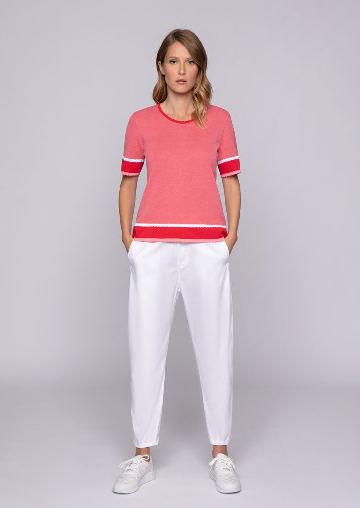 MAGLIA/SWEATER <strong>U833</strong><br> PANTALONE/PANTS <strong>U538</strong>