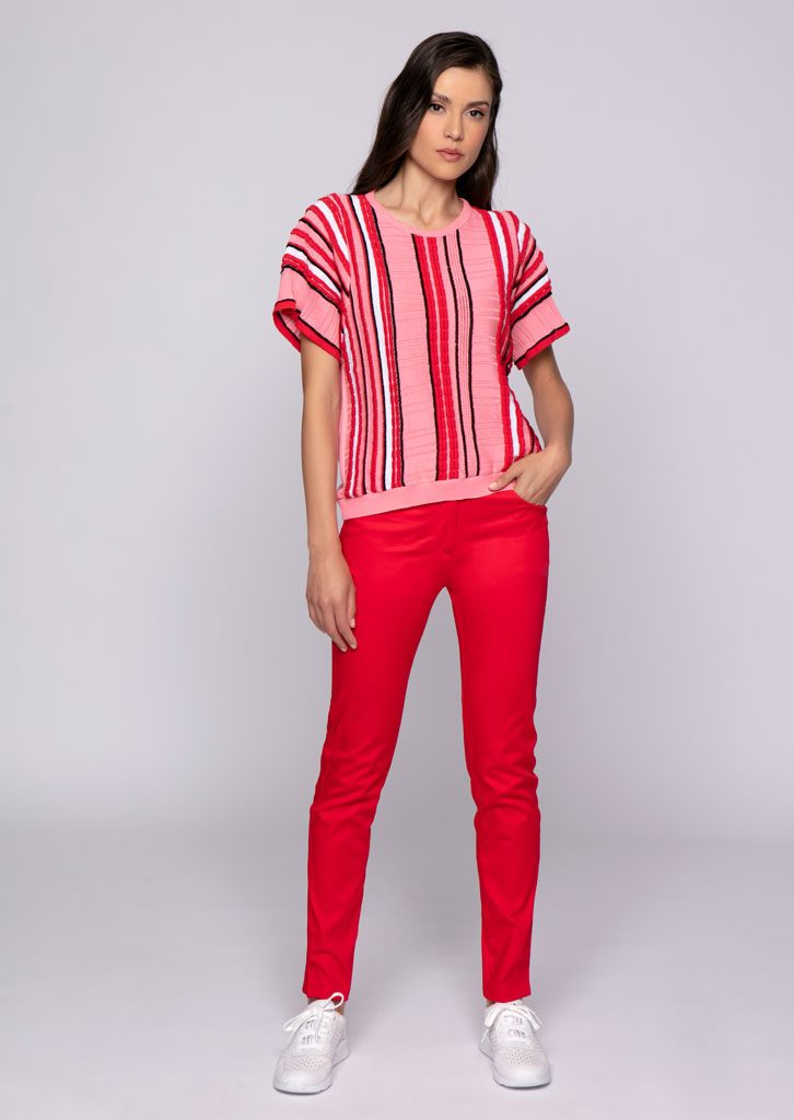 MAGLIA/SWEATER <strong>U824</strong><br> PANTALONE/PANTS <strong>U827</strong>