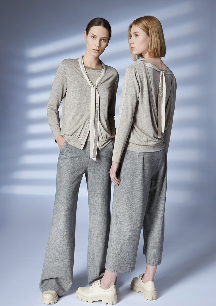 TWIN_SET/TWIN_SET <strong>Z268</strong><br> PANTS/PANTS <strong>Z211</strong><br> SWEATER/SWEATER <strong>Z267</strong><br> PANTS/PANTS <strong>Z209</strong>
